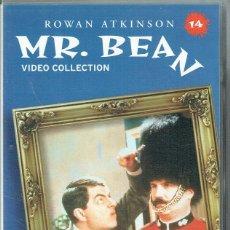Series de TV: MR. BEAN 14. BUENAS NOCHES, MR. BEAN. Lote 64156443