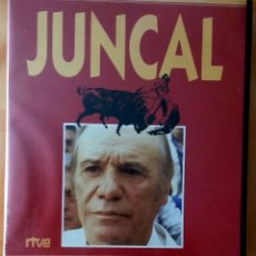 Series de TV: SERIE JUNCAL. FRANCISCO RABAL. RTVE. VHS.. Lote 64873951