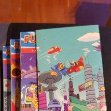 Series de TV: FUTURAMA 1 TEMPORADA VHS . Lote 67596079