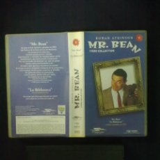 Series de TV: MR. BEAN LA BIBLIOTECA. Lote 67849429