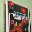 Series de TV: VHS IRON MAN MITICO HOMBRE DE HIERRO DE MARVEL. EN SU SERIE DE LOS 60....IMPOSIBLE DE ENCONTRAR. Lote 69051801