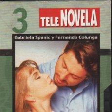 Series de TV: LA USURPADORA - GABRIELA SPANIC Y FERNANDO COLUNGA / CAPITULO 3 / VHS-003. Lote 71526031