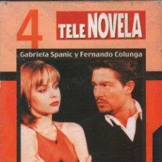 Series de TV: LA USURPADORA - GABRIELA SPANIC Y FERNANDO COLUNGA / CAPITULO 4 / VHS-004. Lote 71764263