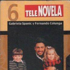 Series de TV: LA USURPADORA - GABRIELA SPANIC Y FERNANDO COLUNGA / CAPITULO 6/ VHS-005. Lote 71764331