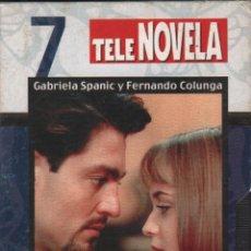 Series de TV: LA USURPADORA - GABRIELA SPANIC Y FERNANDO COLUNGA / CAPITULO 7 / VHS-006. Lote 71764355