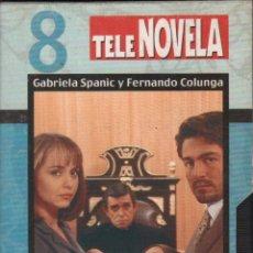 Series de TV: LA USURPADORA - GABRIELA SPANIC Y FERNANDO COLUNGA / CAPITULO 8 / VHS-007. Lote 71764411