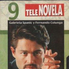 Series de TV: LA USURPADORA - GABRIELA SPANIC Y FERNANDO COLUNGA / CAPITULO 9 / VHS-008. Lote 71764447