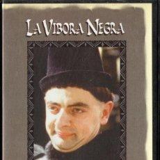 Series de TV: LA VÍBORA NEGRA, CAPÍTULO 1. LA PROFECÍA (ROWAN ATKINSON). Lote 73900263