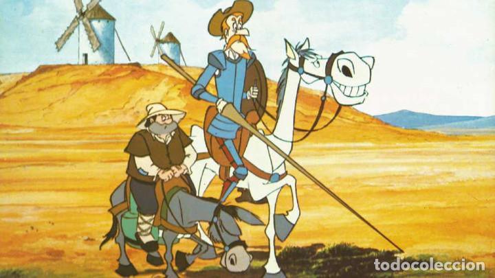 Series de TV: Don Quijote de la Mancha 1978 (Dibujos) - Foto 4 - 98878486