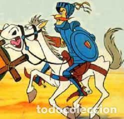 Series de TV: Don Quijote de la Mancha 1978 (Dibujos) - Foto 6 - 98878486