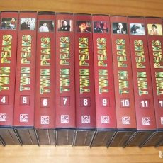 Serie di TV: TWIN PEAKS, COLECCION COMPLETA SALVAT 15 VHS + FASCICULOS. DAVID LYNCH LAURA PALMER SERIE TV. Lote 87039640