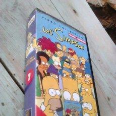 Series de TV: VIDEO COLECCIÓN, SEGUNDA TEMPORADA LOS SIMPSON,N7,AÑO 2001,VER FOTOS. Lote 87674395