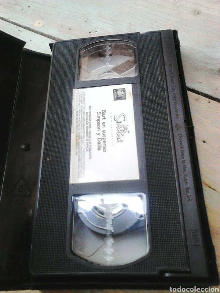 Series de TV: Video colección, segunda temporada los simpson,n7,año 2001,ver fotos - Foto 3 - 87674395