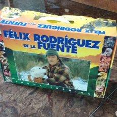 Cine: COLECCIÓN VHS. FÉLIX RODRÍGUEZ DE LA FUENTE. FAUNA IBÉRICA.. Lote 89088778
