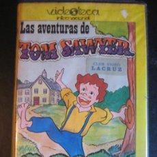 Series de TV: LAS AVENTURAS DE TOM SAWYER. NIPPON ANIMATION BRB. ANIMACION SERIE TVE. Lote 89504424