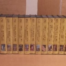 Series de TV: COLECCION VHS NATIONAL GEOGRAPHIC. Lote 93922700