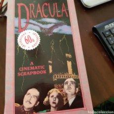 Cine: DRACULA A CINEMATIC SCRAPBOOK - DOCUMENTAL. Lote 94666910