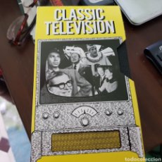 Cine: CLASSIC TV - THE ED SULLIVAN SHOW Y THE MGM STORY. Lote 94669892