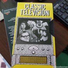 Cine: GENE KELLY Y BETTE DAVIS - CLASSIC TELEVISION. Lote 94670238