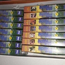 Cine: 14 VIDEOS CINTAS VHS FELIX RODRIGEZ. Lote 94467266