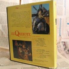 Series de TV: EL QUIJOTE DE MANUEL GUTIÉRREZ ARAGÓN PARA RTVE - FERNANDO REY, ALFREDO LANDA (1992). Lote 95223443