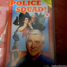 Cine: LESLIE NIELSEN - POLICE SQUAD VOLUMEN 2 (ESCUADRÓN DE POLICÍA). Lote 95439386
