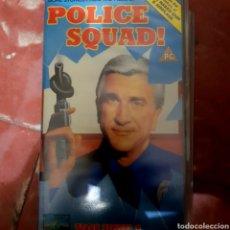 Cine: LESLIE NIELSEN - POLICE SQUAD VOLUMEN 1 (ESCUADRÓN DE POLICÍA). Lote 95439522