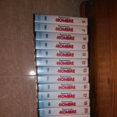 Cine: VHS ERASE UNA VEZ EL HOMBRE. Lote 95822602