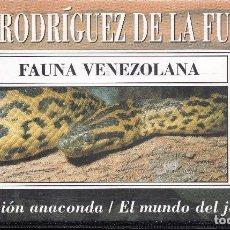 Series de TV: VESIV VHS FELIX RODRIGUEZ DE LA FUENTE Nº1 FAUNA VELEZOLANA . Lote 96089891
