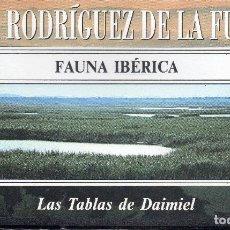 Series de TV: VESIV VHS FELIX RODRIGUEZ DE LA FUENTE Nº9 FAUNA IBERICA . Lote 96091447