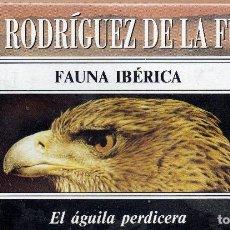 Series de TV: VESIV VHS FELIX RODRIGUEZ DE LA FUENTE Nº13 FAUNA IBERICA. Lote 96092107