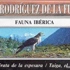 Series de TV: VESIV VHS FELIX RODRIGUEZ DE LA FUENTE Nº23 FAUNA IBERICA. Lote 96093591