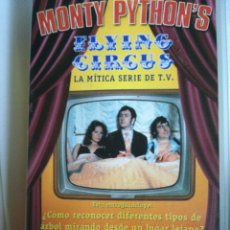 Cine: MONTY PYTHON'S FLYING CIRCUS. VHS. Lote 98387800