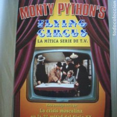 Cine: MONTY PYTHON FLYING CIRCUS. VHS.. Lote 98388560