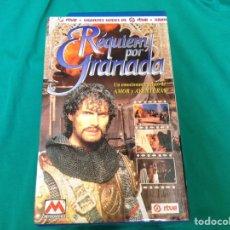 Series de TV: REQUIEM POR GRANADA VHS GRANDES SERIES TVE VICENTE ESCRIBÁ. Lote 101374291