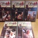 Series de TV: VHS !! EL QUIJOTE. MIGUEL DE CERVANTES. SERIE DE TV COMPUESTA POR 5 VHS. COMPLETA.. Lote 103073791