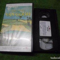 Cine: PELICULA VHS VIDEO JACQUES DUTRONC VAN GOGH 1995. Lote 103170647