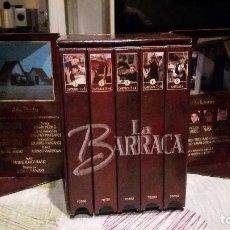 Cine: LA BARRACA - LEON KLIMOSKY - ALVARO DE LUNA , VICTORIA ABRIL - METROVIDEO EDIC 9 CAP.. Lote 103318703