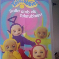 Series de TV: LOTE 2 VIDEOS TELETUBBIES. Lote 103819476