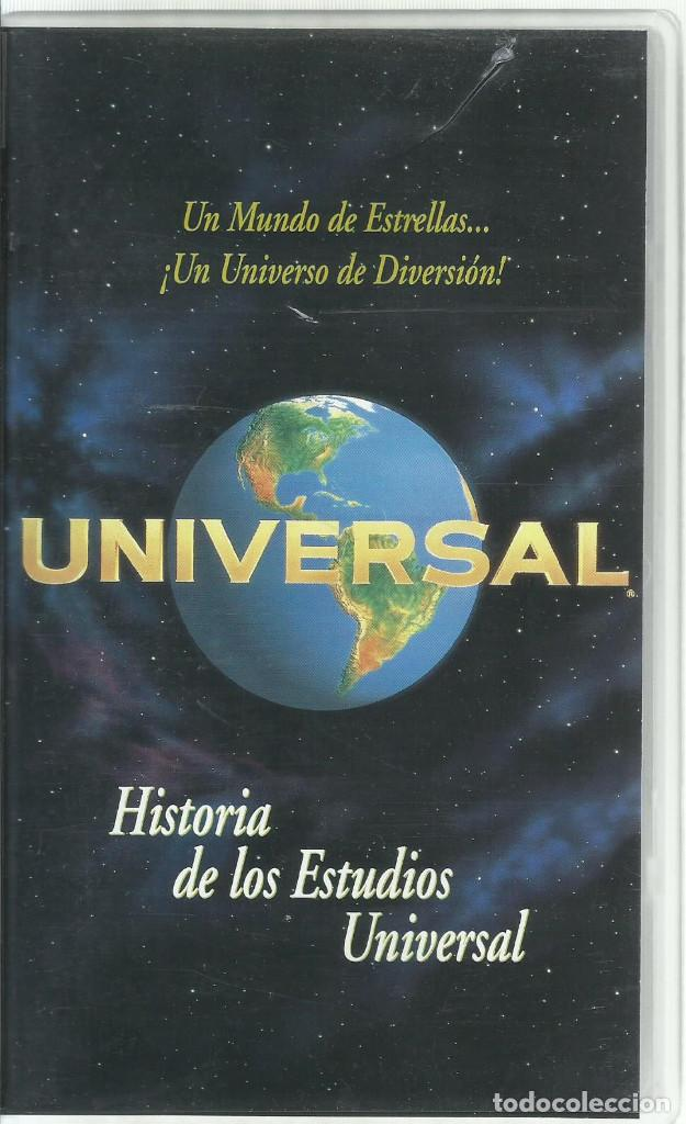 HISTORIA DE LOS ESTUDIOS UNIVERSAL VHS (Series TV en VHS )