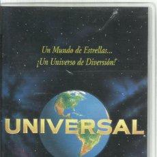 Series de TV: HISTORIA DE LOS ESTUDIOS UNIVERSAL VHS. Lote 103910323