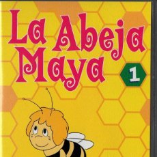 Series de TV: LA ABEJA MAYA 1: EL NACIMIENTO - MAYA APRENDE A VOLAR VHS. Lote 104555783