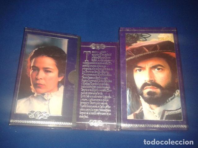 Series de TV: DON JUAN POR JOSE CORONADO 1998 RTVE DURACION TOTAL APROX: 180 MIN EN 3 PELICULAS VHS - Foto 2 - 106618195