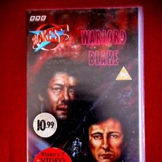 Series de TV: BLAKES 7 (1978) VHS. Lote 107254095
