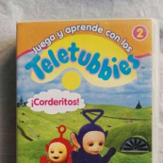 Series de TV: TELETUBBIES JUEGA Y APRENDE CORDERITOS. Lote 110230703