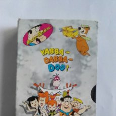 Series de TV: YABBA-DABBA-DOO! LOS PICAPIEDRA HANNA-BARBERA VHS. Lote 110423518