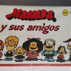 Series de TV: MAFALDA Y SUS AMIGOS VHS. Lote 110496039