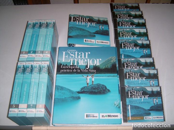 COLECCION VHS COMO ESTAR MEJOR (Series TV en VHS )