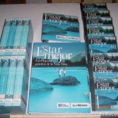 Series de TV: COLECCION VHS COMO ESTAR MEJOR. Lote 112340755