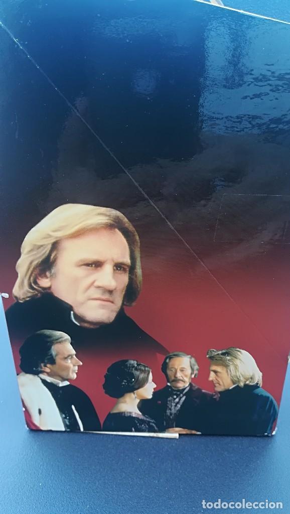 Series de TV: PACK 6 VHS EL CONDE DE MONTECRISTO SERIE COMPLETA GRANDES RELATOS - Foto 2 - 114180199
